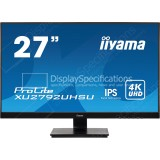 Iiyama ProLite XU2792UHSU