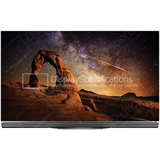 64 5 lg oled65e6p specifications