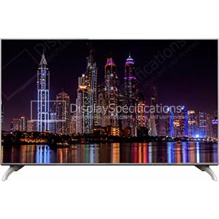 Panasonic Viera TX-50DXE720 TV Linux