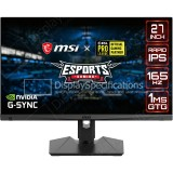 MSI Optix MAG274QRF-QD