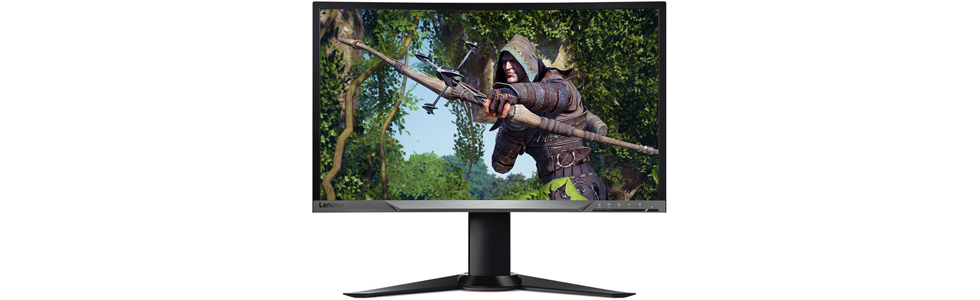 Lenovo Y27f Curved Gaming Monitor launched for USD 400