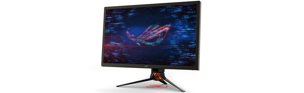 Asus has announced the ROG Swift PG27UQ monitor with a 4K resolution at 144Hz refresh rate