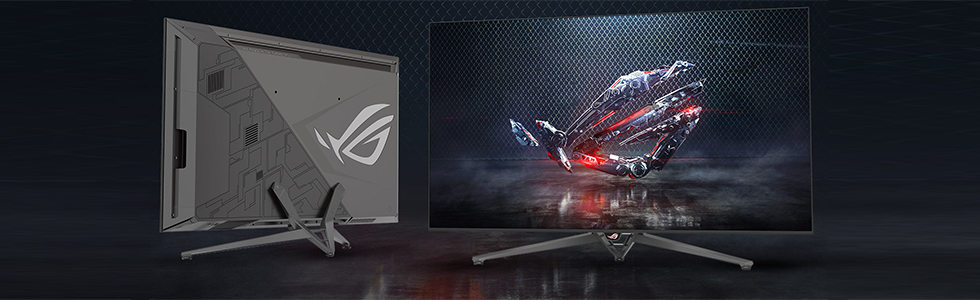 "Asus ROG Swift PG65 announced, features a 65"" display with G-SYNC and a 120Hz refresh rate"
