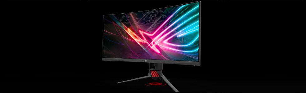 Asus ROG Strix XG35VQ is a 35-inch curved monitor capable of achieving 100Hz refresh rate