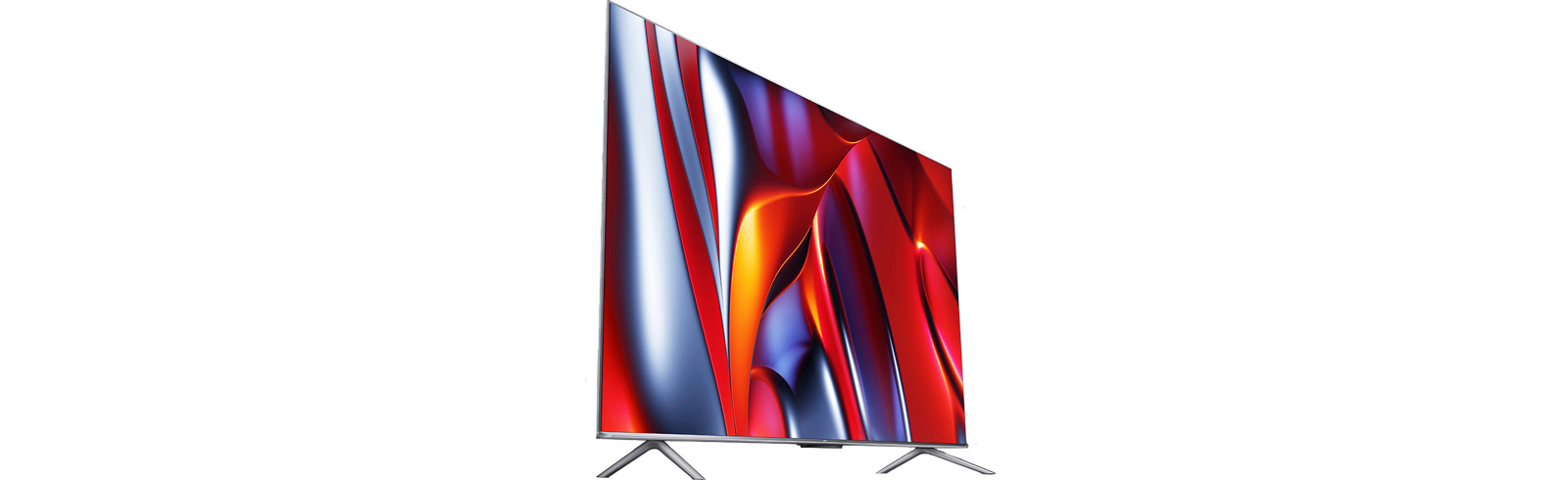 """The 85"""" Hisense Vidda 85V1F-S with a 120Hz refresh rate is launched in China as part of the V1F-S series"""