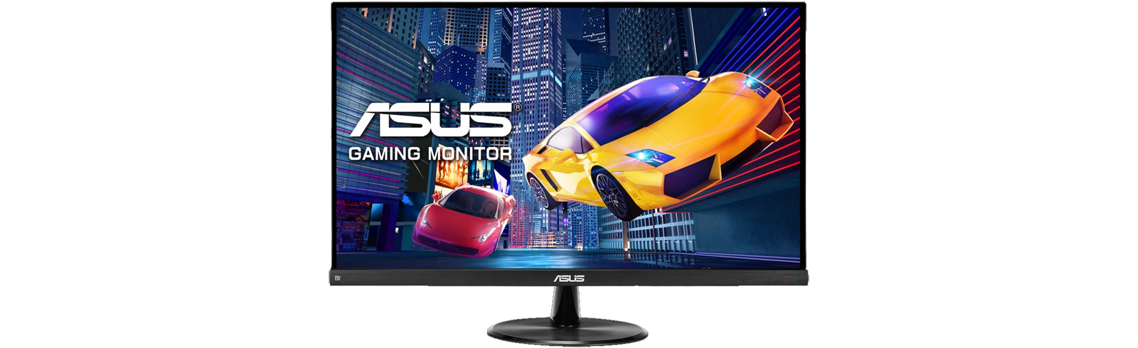 "Asus VP249QGR is a 23.8"" FHD IPS monitor with up to 144Hz refresh rate"