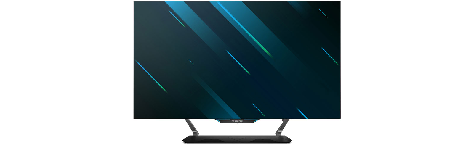 Acer Predator CG552K with a 55-inch 4K OLED panel is announced