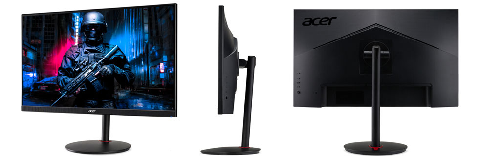 Acer Nitro XV240Y P launched in China, XV240Y V in the works