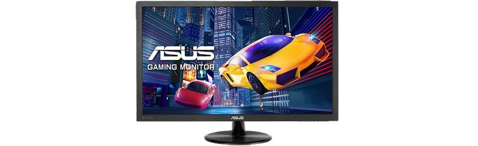 "Asus VP28UQG is a 24"" gaming monitor with a 4K UHD display and Adaptive-Sync/FreeSync"