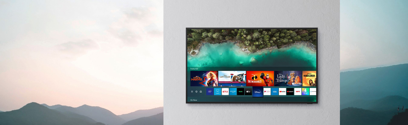 Samsung The Terrace QLED 4K TVs in the USA and Canada - prices and specifications