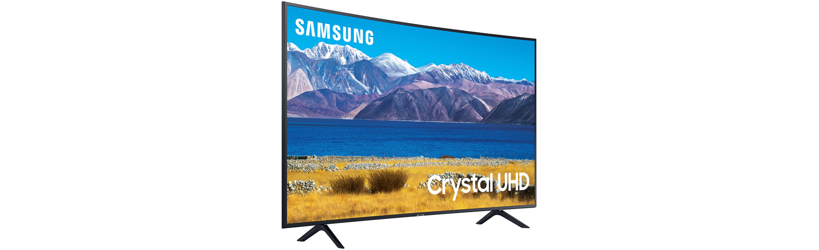 The Samsung TU8300 curved 4K TV series goes official in the USA
