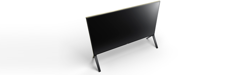 Sony unveiled a 100-inch 4K HDR TV - the KD-100ZD9
