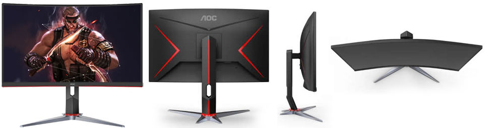 The AOC C27G2X is the latest addition to the AOC G2 series of gaming monitors