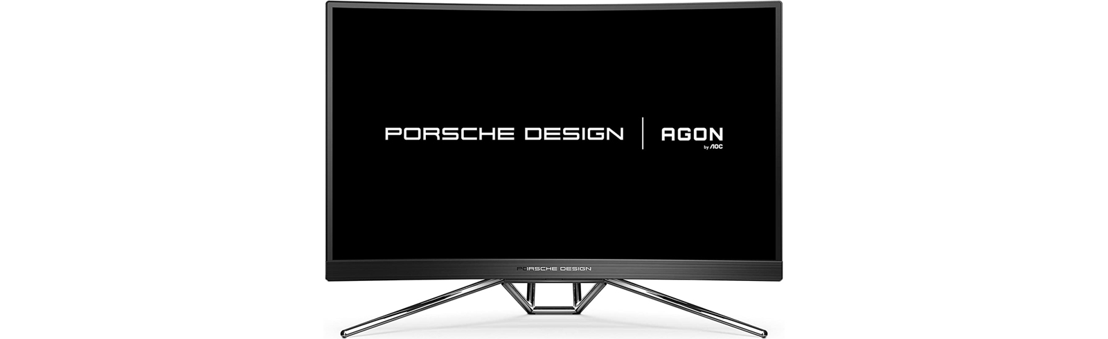 Porsche Design and AOC launch the PD27 AGON gaming monitor with a curved 240Hz QHD display