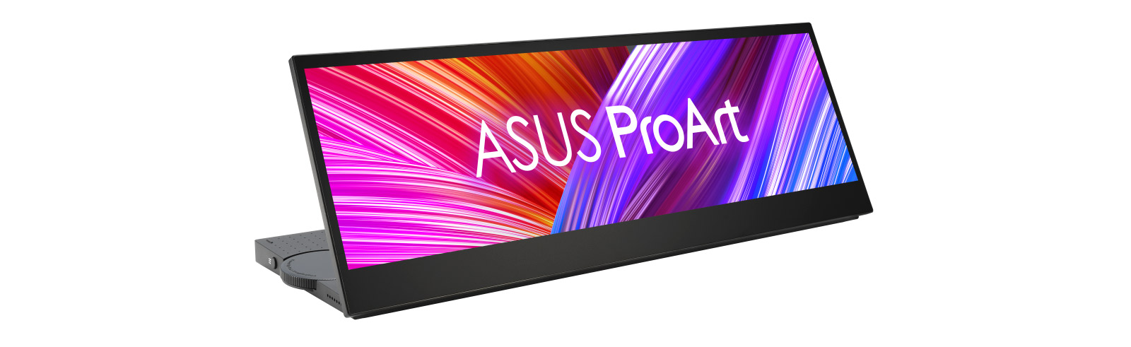 The Asus PA147CDV is a portable, 32:9 ProArt Display designed for creative professionals