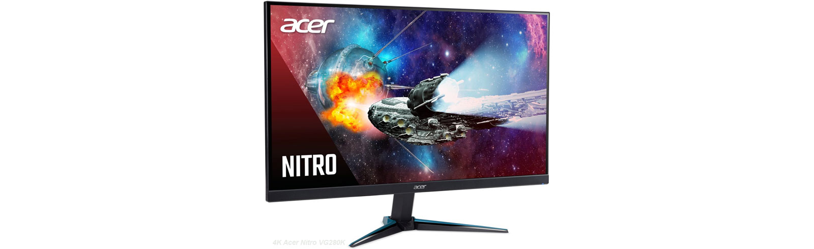 Acer to launch the Nitro VG280K, Nitro XZ322QP and KG241QS desktop monitors in Europe