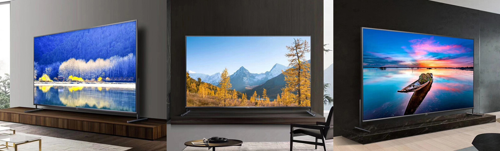 TCL 100X6C, TCL 85X6C, TCL 85X9 QLED and the TCL 75C10 Dual Screen QLED TV get previewed in China