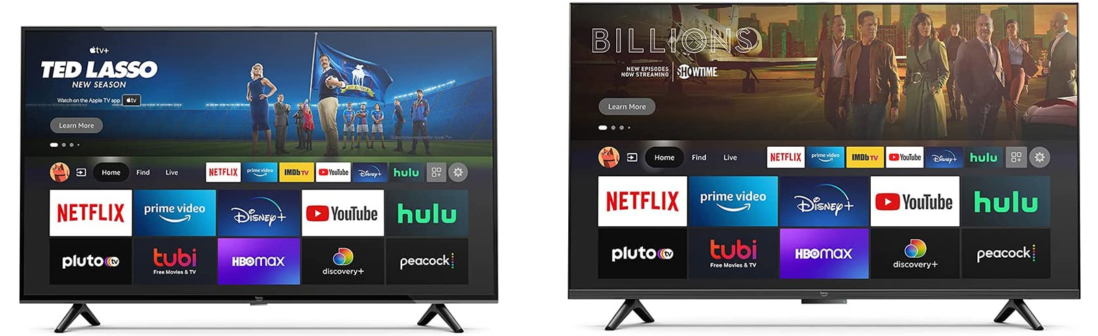 The Amazon Fire TV Omni Series and Fire TV 4-Series are now Amazon-branded