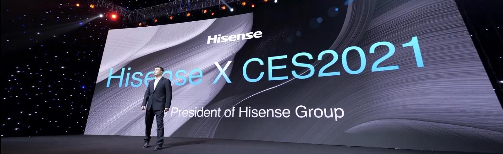 Hisense announces its Hisense Mini-LED ULED 8K TV (U80G), TriChroma Laser TV, 4K ULED TVs