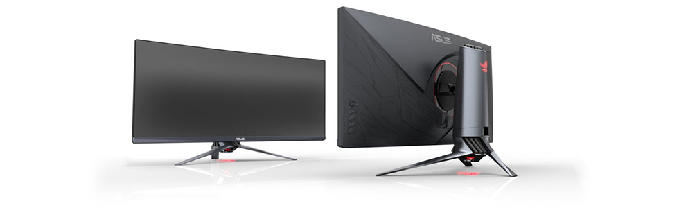 ASUS presents a number of monitors for gamers