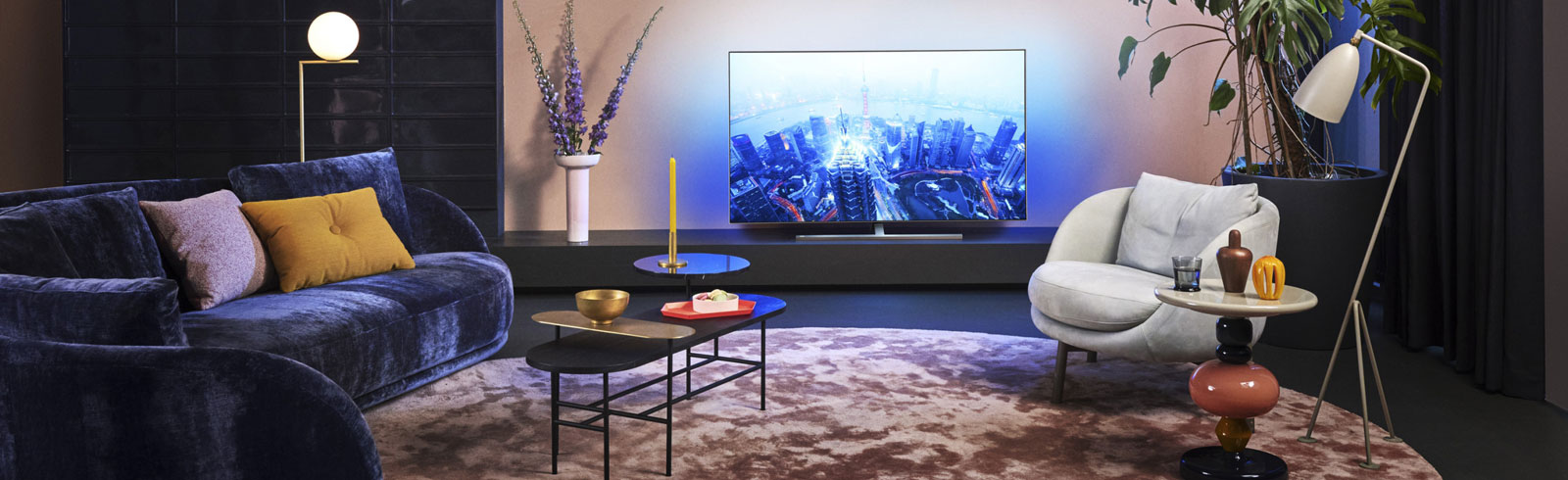 2020 Philips OLED855 TV series is launched, includes Philips 65OLED855 and 55OLED855