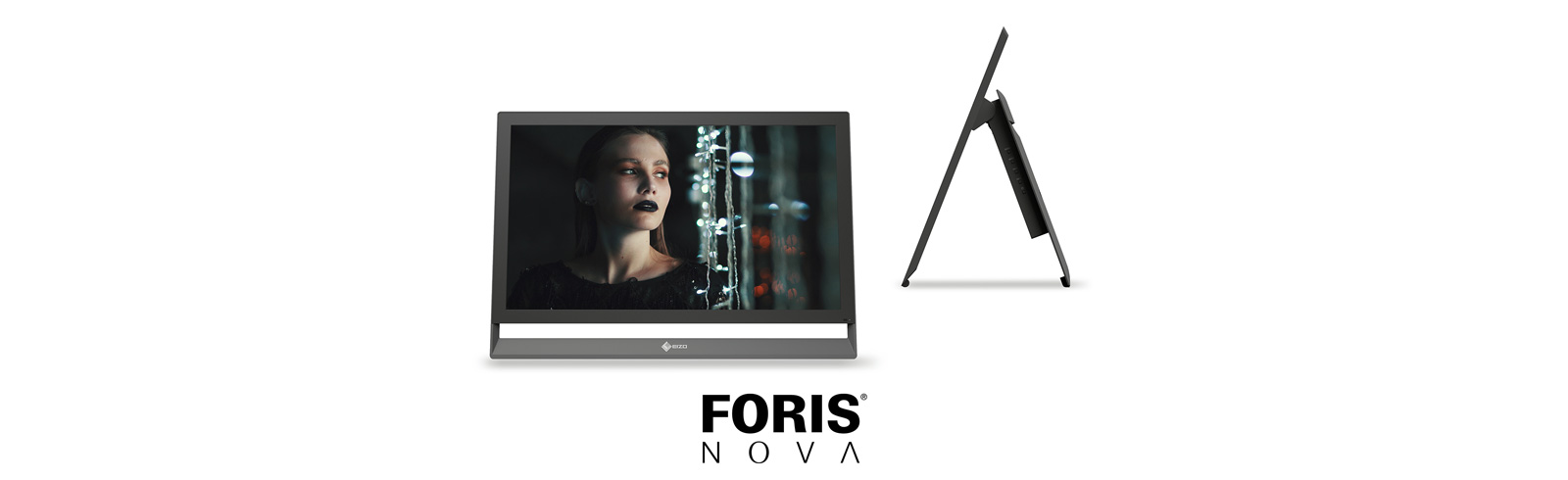 "Eizo unveils the FORIS NOVA - a 21.6"" 4K HDR monitor for private entertainment"