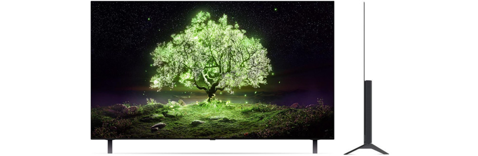2021 LG A1 4K OLED TVs are now available for purchase in the USA