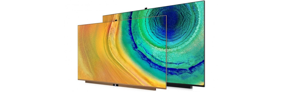 Huawei has officially launched the Huawei Vision V65 and the Vision V75 4K QLED TVs in China