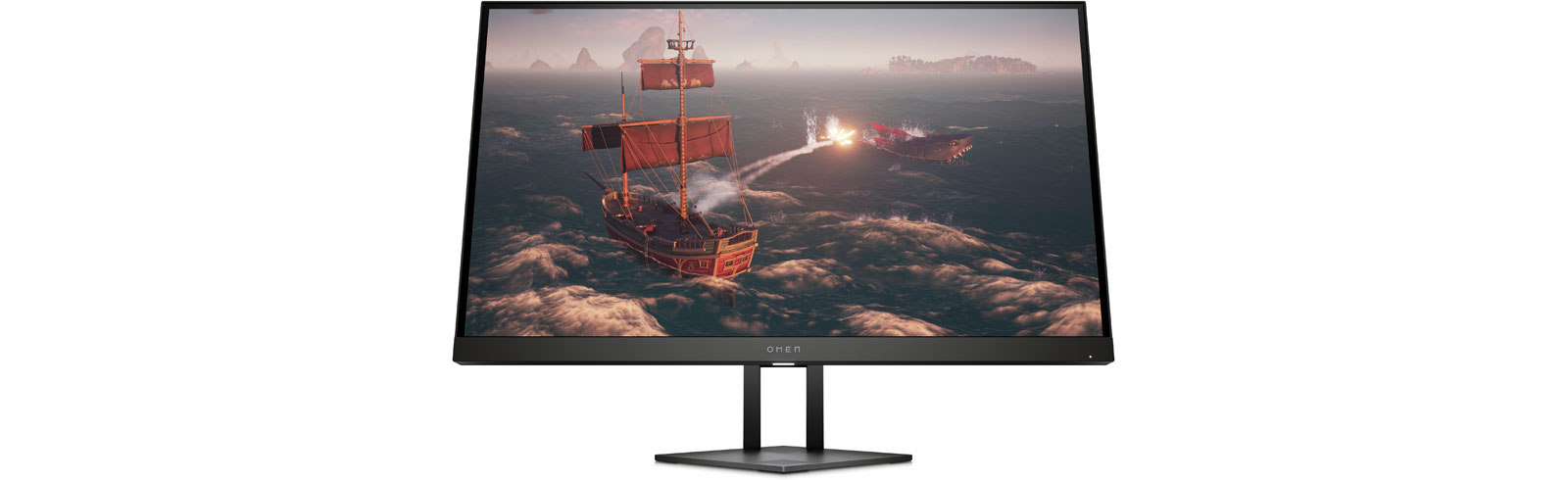 HP unveils the OMEN 27i Gaming Monitor, updates the OMEN logo