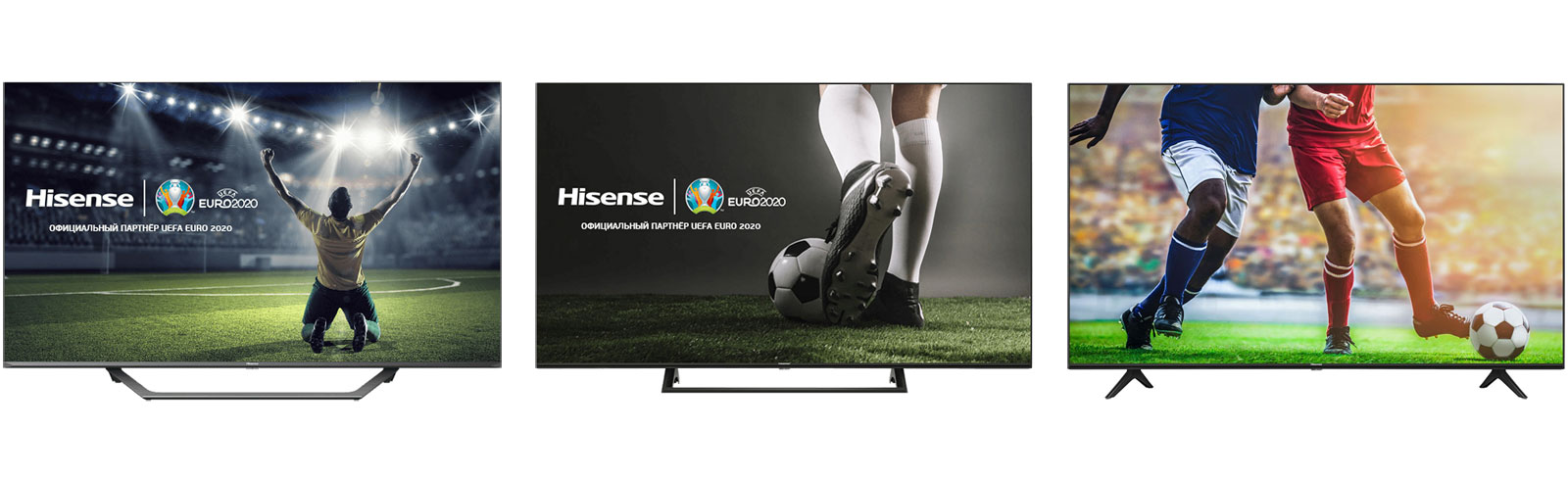 2020 Hisense A7500F, A7300F, A7100F 4K TV series - specifications and features