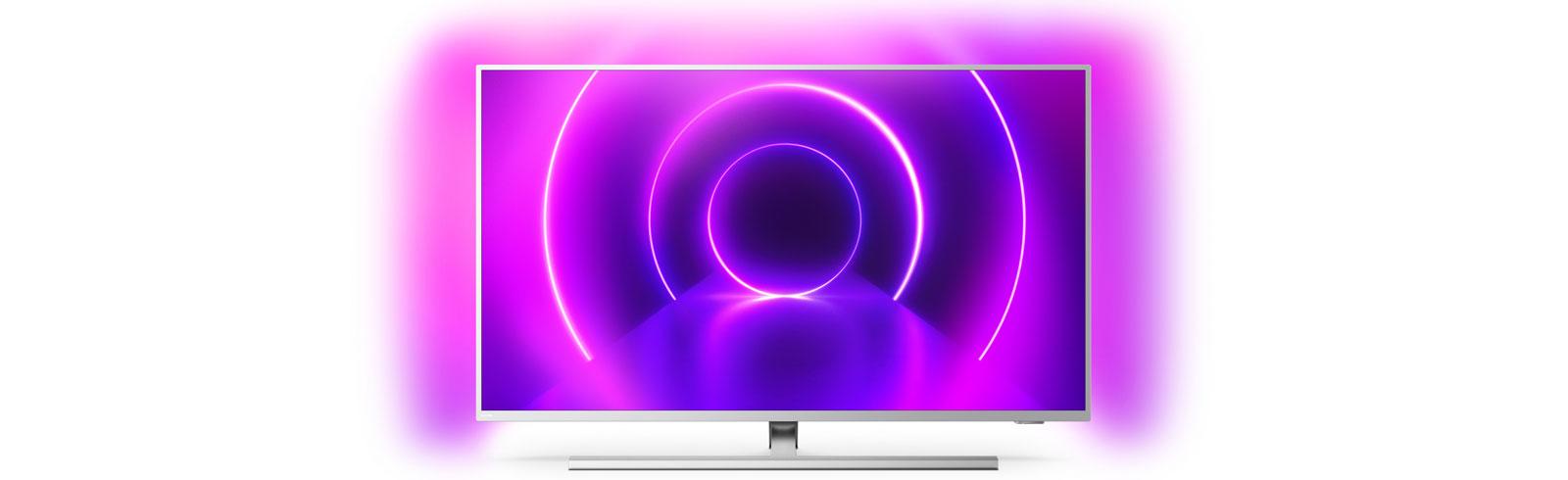 Philips 8505 series is announced, includes 70PUS8505, 65PUS8505, 58PUS8505, 50PUS8505, 43PUS8505