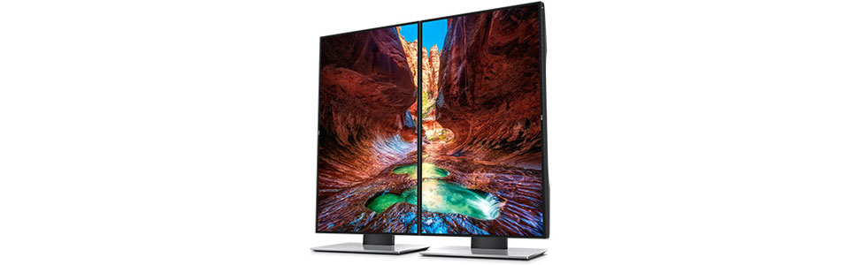 """Dell announced the UltraSharp U2717D monitor with a 27"""" QHD panel"""