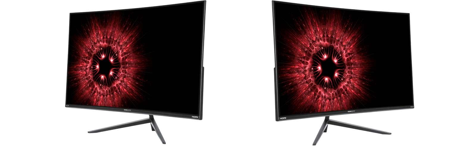 """The Hannspree HG270PCH is launched with a 27"""" FHD curved VA panel and 240Hz refresh rate"""