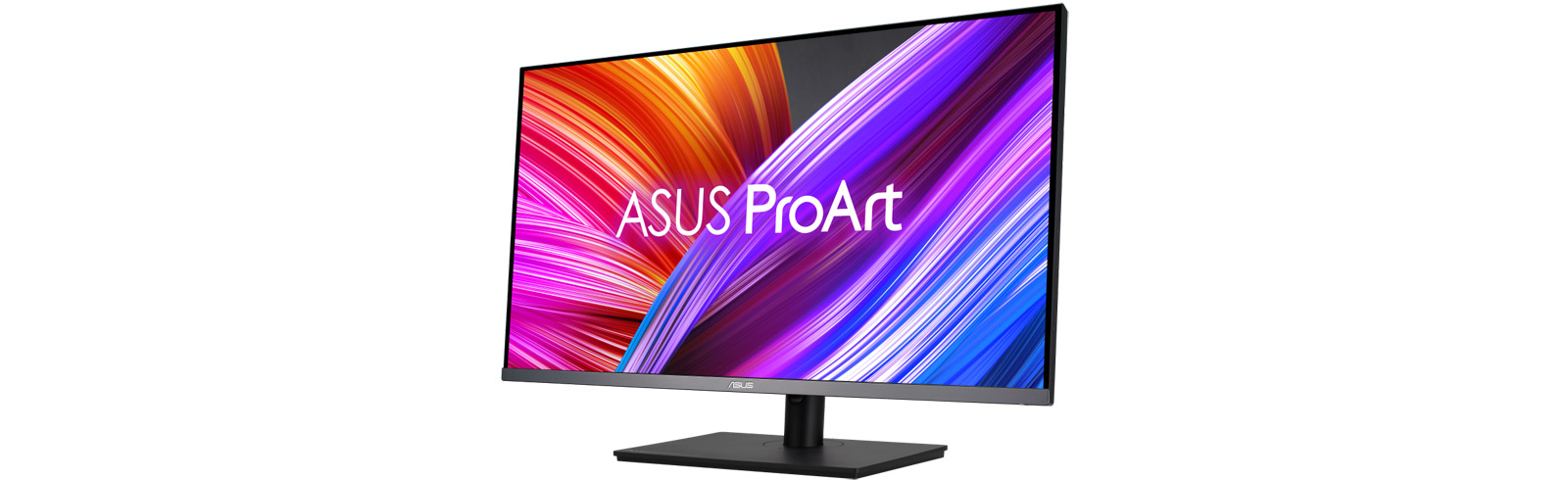 The Asus PA32UCR ProArt Display with a Mini LED backlight and DIsplayHDR 1000 is presented