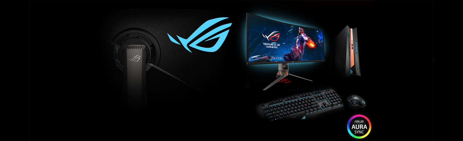 Asus unveils a new flagship ROG gaming monitor