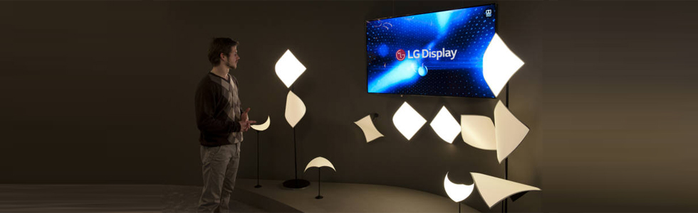 LG Display has obtained an OLED lighting safety standard test laboratory certification