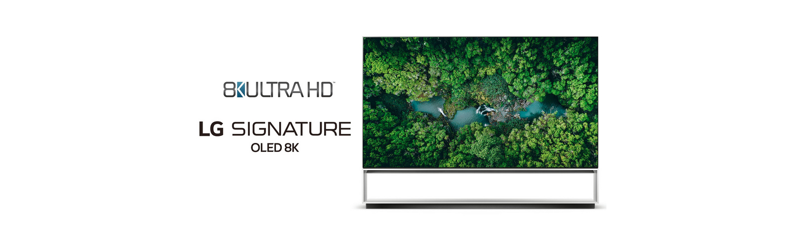 All 2020 LG 8K TVs have received an 8K UHD certification from the CTA