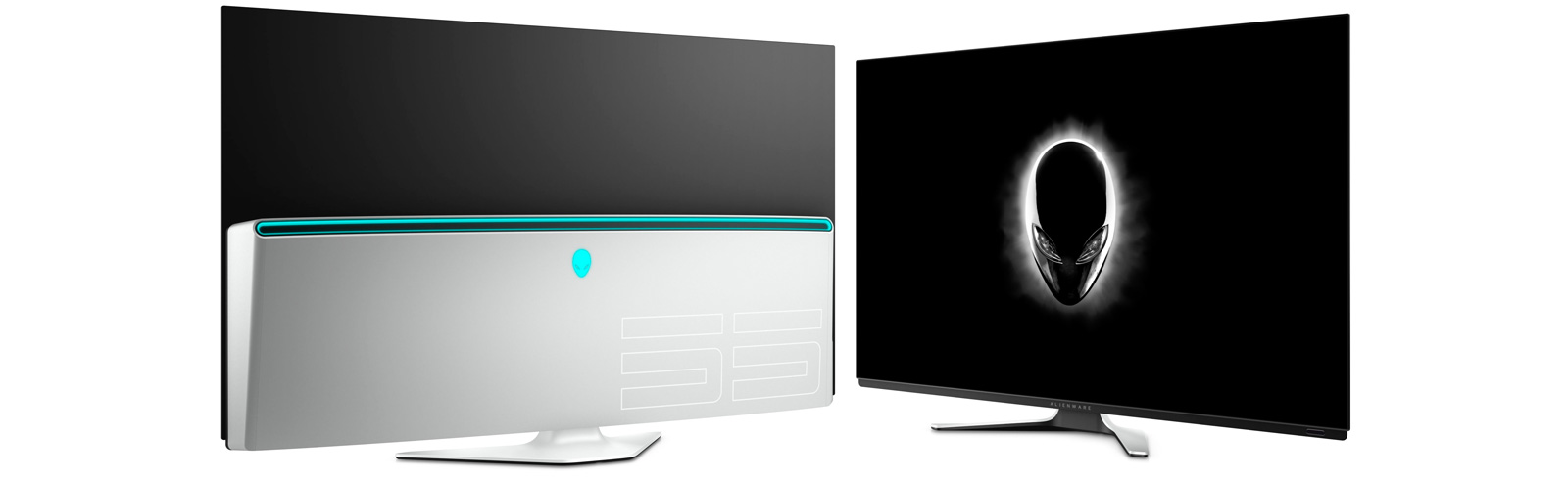 The new Dell Alienware monitors go on pre-sale - AW5520QF, AW2720HF, AW3420DW