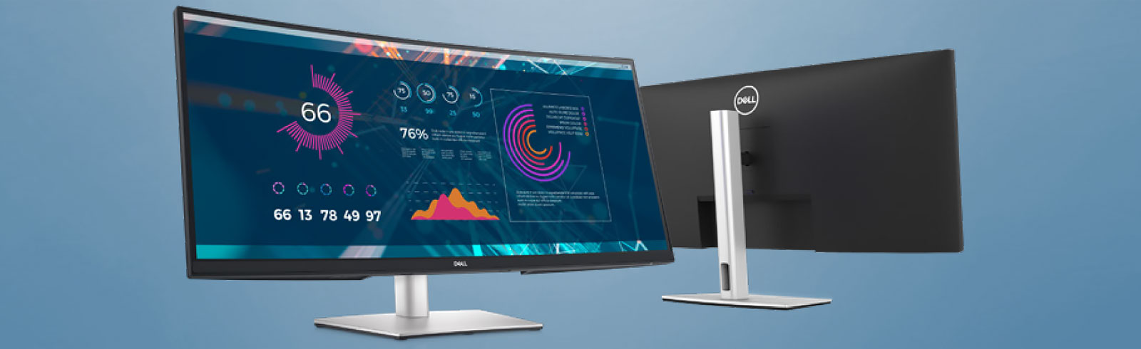 """The Dell P3421W goes official with a 34"""" IPS display and a 3800R curve"""