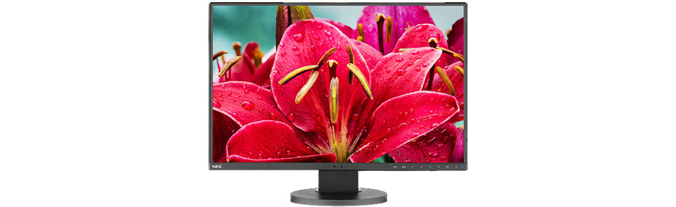 "NEC launched the 24"" EA245WMi desktop monitor with an FHD IPS display"