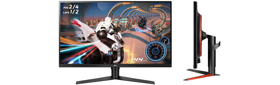 "LG announced two 31.5"" gaming monitors in Japan - the 32GK850F-B and 32GK650F-B"
