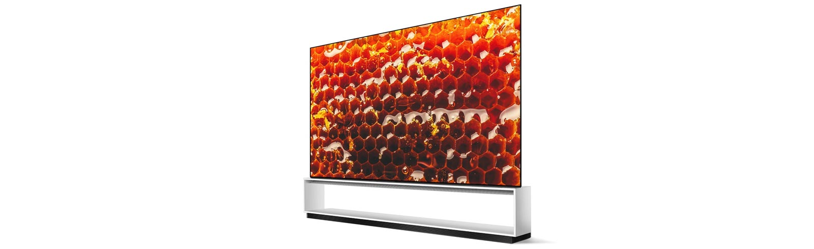 The LG Signature 8K OLED TV will be available internationally