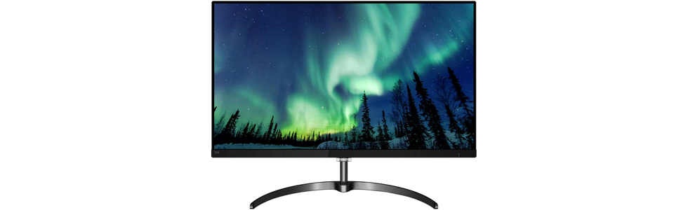 Philips launches the 27-inch WQHD 276E8FJAB monitor