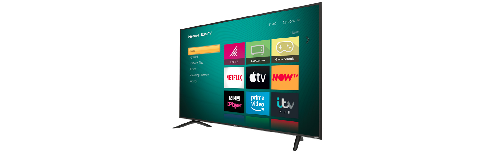 Hisense Roku TVs go on sale in the UK on November 29 via Argos