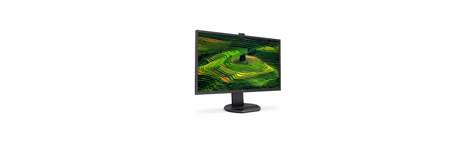 Philips unveils the 271B8QJKEB desktop monitor with a built-in camera