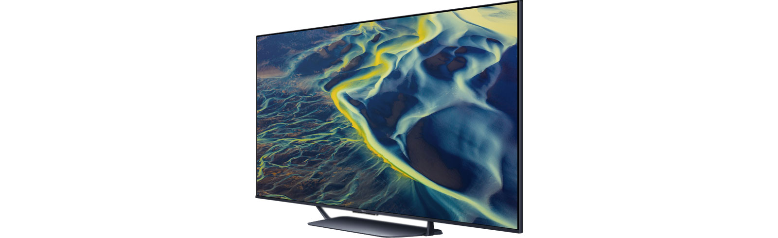 The 4K QLED Oppo Smart TV S1 65 goes official - specifications and price