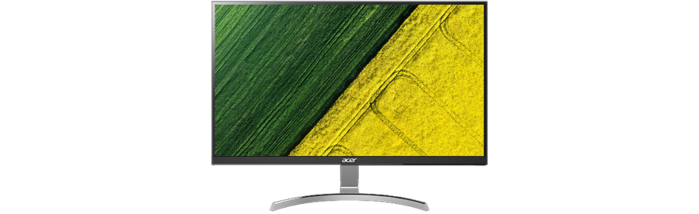 "Acer announces the 27"" RC271U monitor with a WQHD resolution"