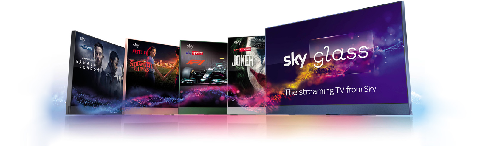 Sky Glass streaming TV will launch in the UK on October 18