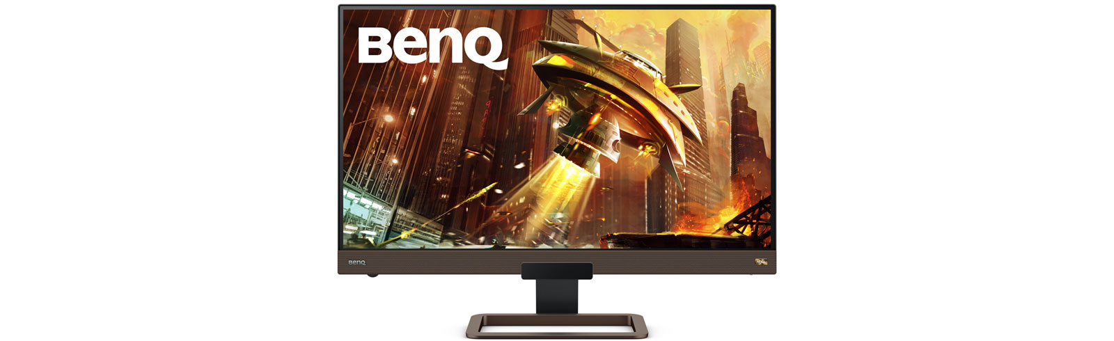 BenQ EX2780Q is a new 144Hz gaming monitor with HDRi Technology