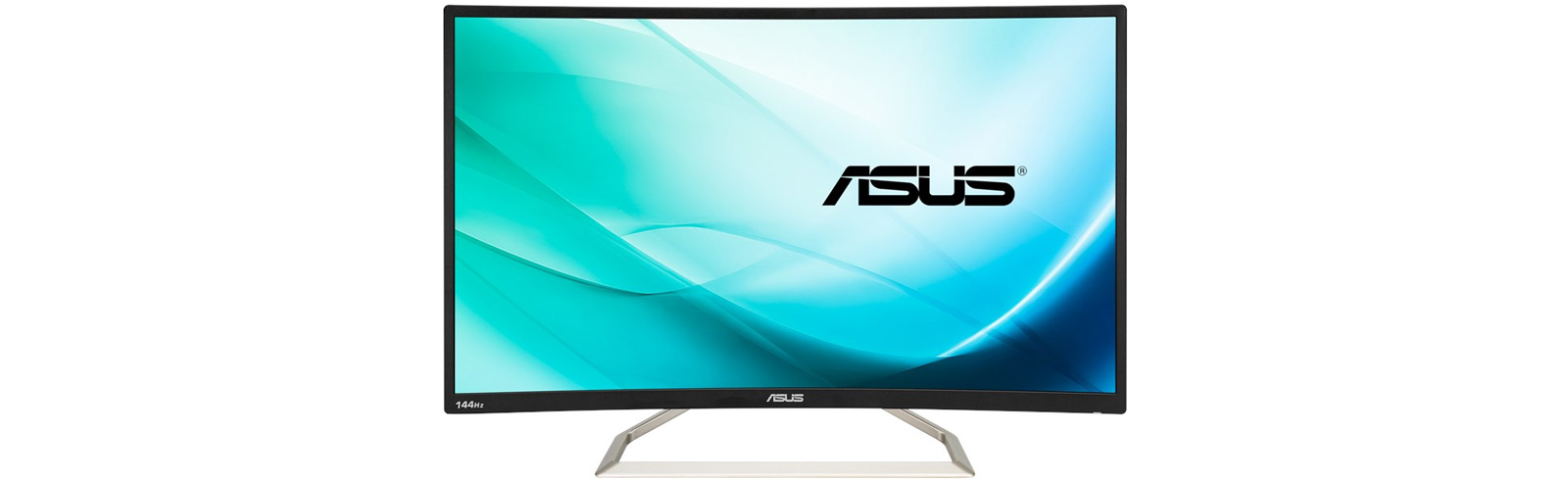 "Asus VA326HR - a new curved gaming monitor with a 31.5"" FHD display and 144Hz refresh rate"